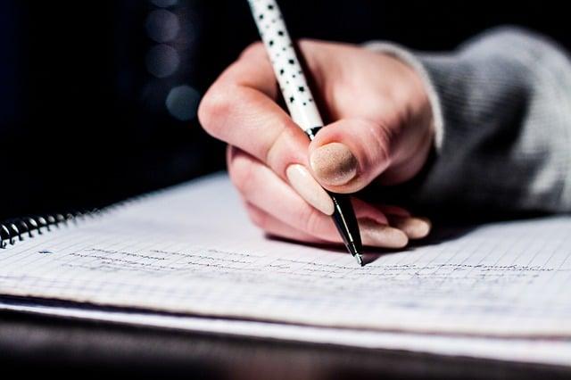 Médiumnité écriture automatique